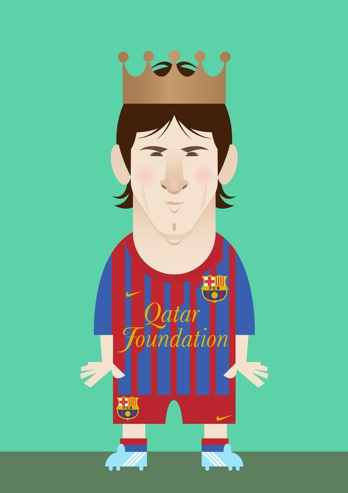 L. MESSI: Favorite Sports, Football Players, Lionel Messy, Illustrations Qui, Ballon Dors, Ballon D Or, Stanley Chow, Chow Illustrations, Chow 04