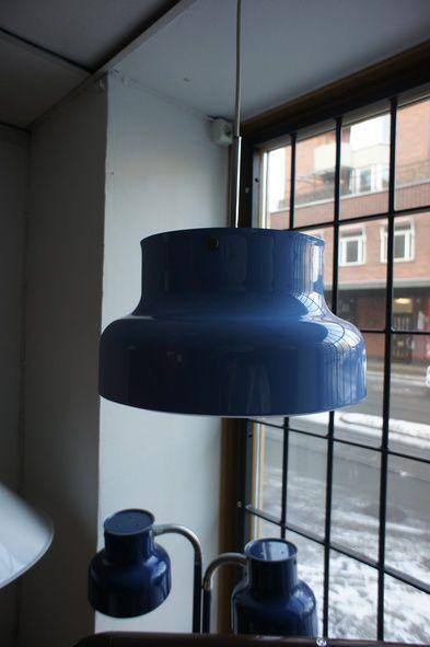 Ljusblå Bumling 70-tal | GOT2GET