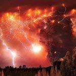 Weirdest Weather: Volcano Lightning