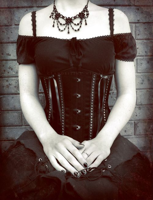 32 best images about what is steampunk victorian goth for Steampunk corset wedding dress