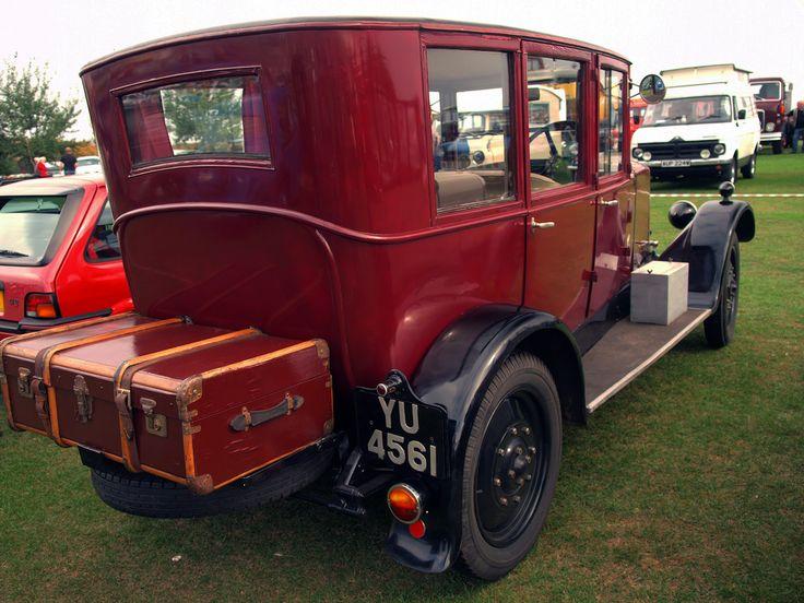 Armstrong-Siddeley Saloon Car - 1927 | Flickr - Photo Sharing!