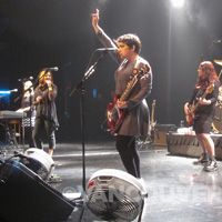 Kicking off 2014 in Vancouver with The Go-Go's, River Rock Casino.