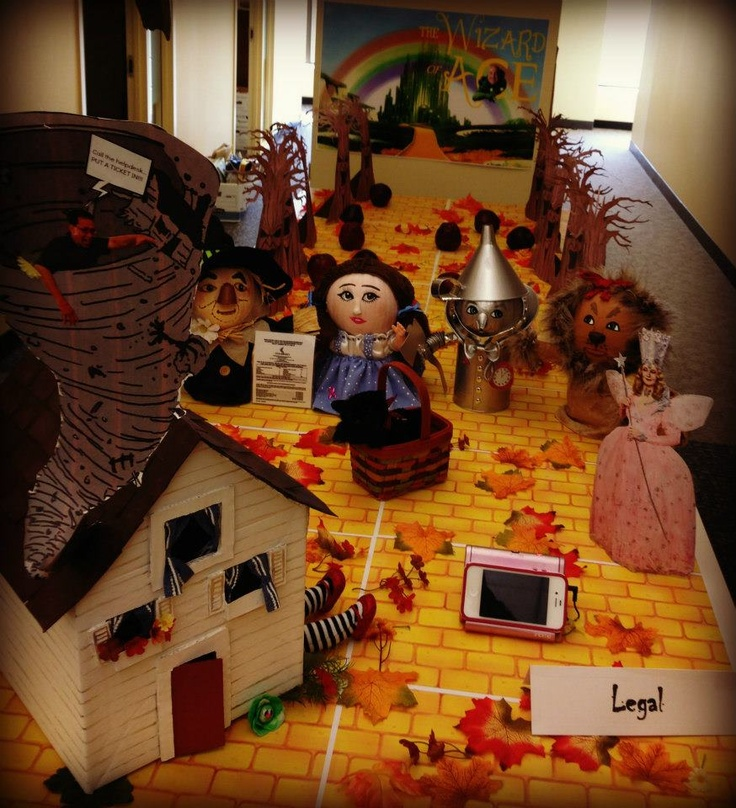 Wizard Of Oz Decorations To Make