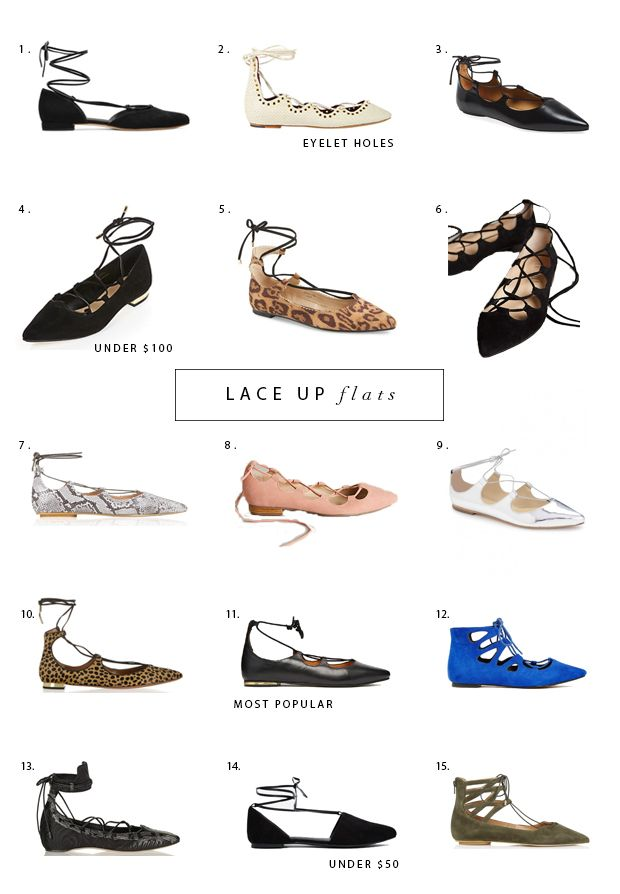 lace up flats, lace up shoes, ballet flats, aquazzura, topshop, billy ella, isabel marant