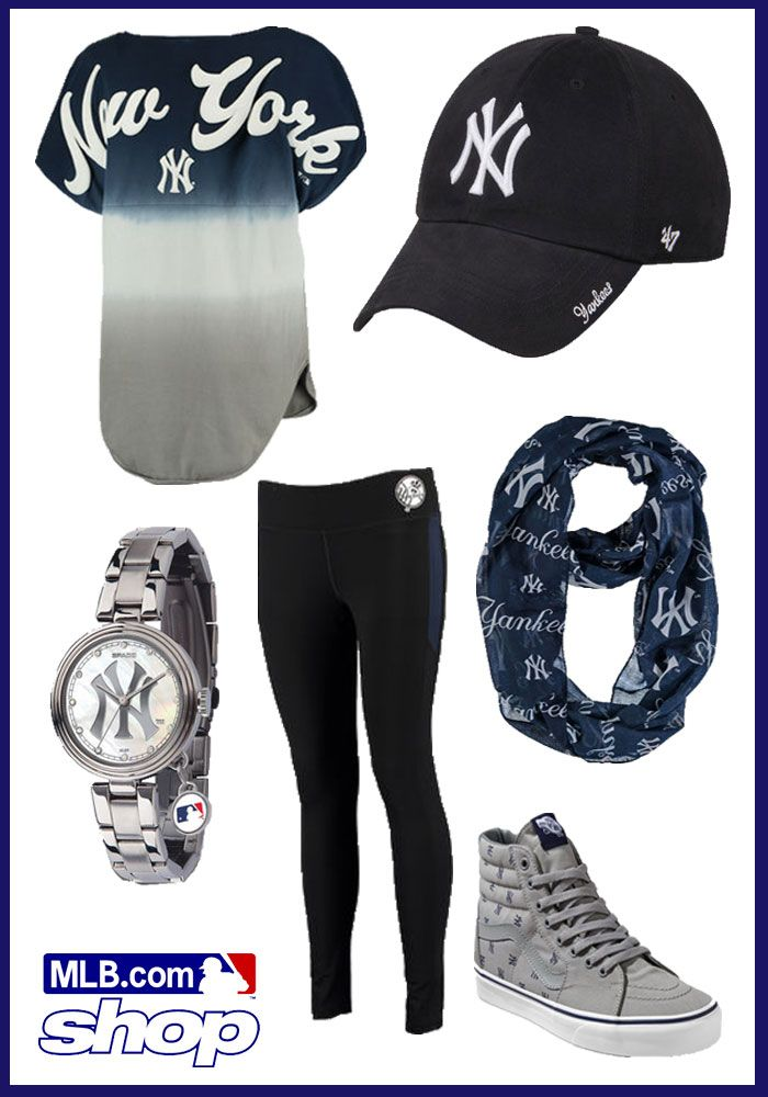 Not sure what to wear to your next Yankees game? We gotchu, girl.