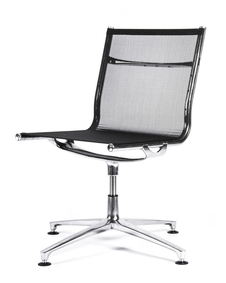Joint chair from Engelbrecht in netweave