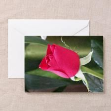 Rose Kirsti Harmaja Art Greeting Card