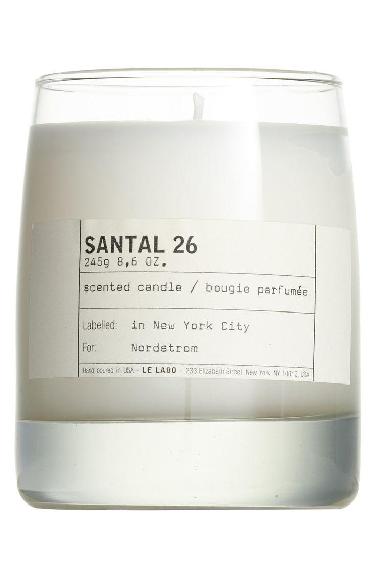 'Santal 26' Classic Candle