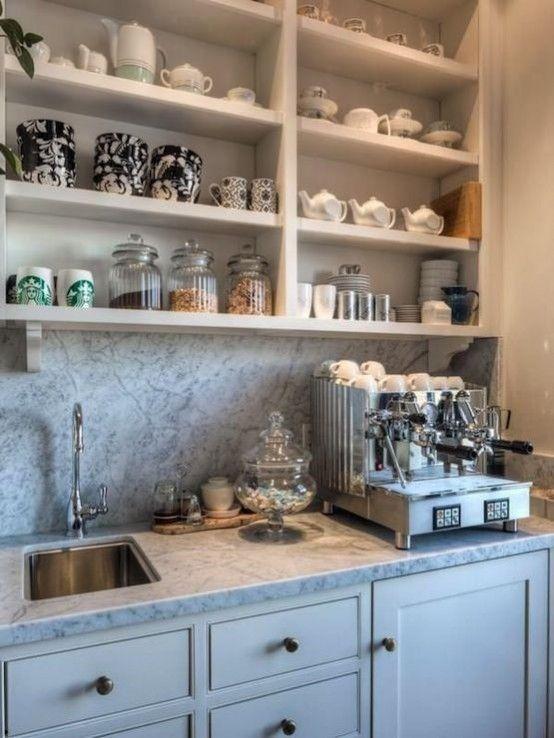 Best 25 Home Coffee Stations Ideas On Pinterest Tea