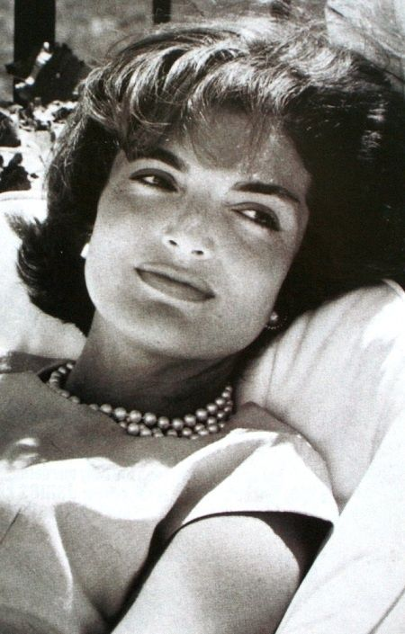 Jackie Kennedy - this woman had a miscarriage, a stillborn daughter and a son who died two days after birth. She also watched as her husband was shot dead in front of her and was still able to live an amazing life and become a massive role model. I admire her so much.