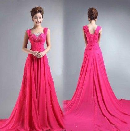 Màu hồng là màu của tình yêu, màu của hạnh phúc, cùng tham khảo các mẫu váy cưới màu hồng đẹp nhất năm 2017 của các nhà thiết kế hàng đầu thế giới
