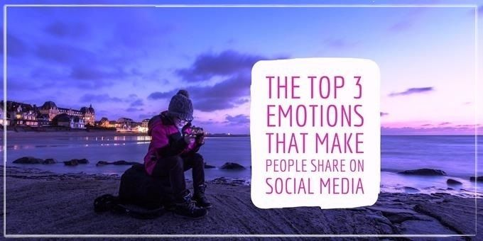 3 Emotional Responses That Make People Share On Social Media