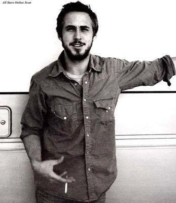 Smoking... Not hot....Ryan Gosling still hot.