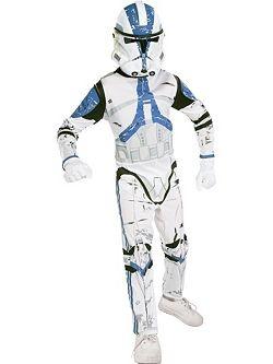 Kids Clone Trooper | Cheap Star Wars Halloween Costume for Boys