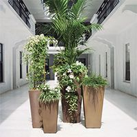 1000 images about Crescent Garden Planters on Pinterest Gardens