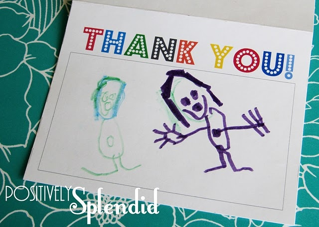 Free Thank You Note