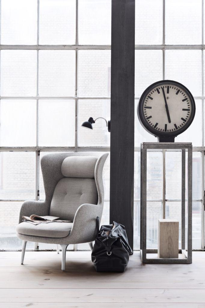 Fritz Hansen - Ro™ lounge chair by Jaime Hayon