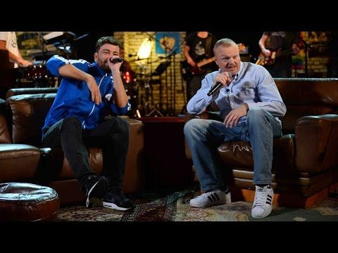 Alle haben nen Job, Raab hat Langeweile - Jam Session mit Marteria - Bundesvision Song Contest - YouTube