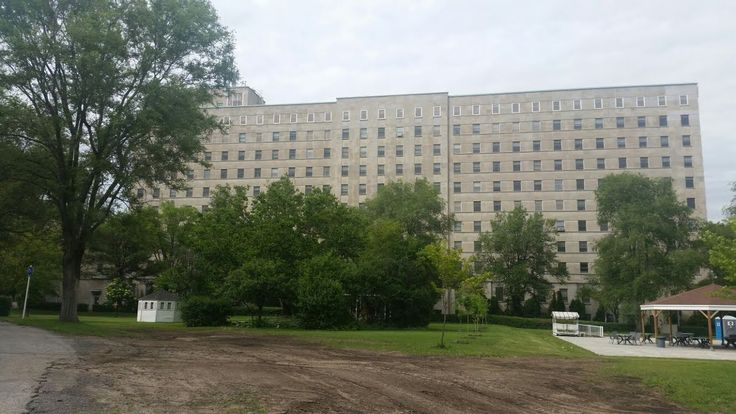 Investigating Mk -Ultra at Louis H Lafontaine Hospital  (Asylum)