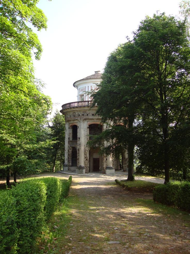 Cappella non terminata del Sacro Monte di Orta