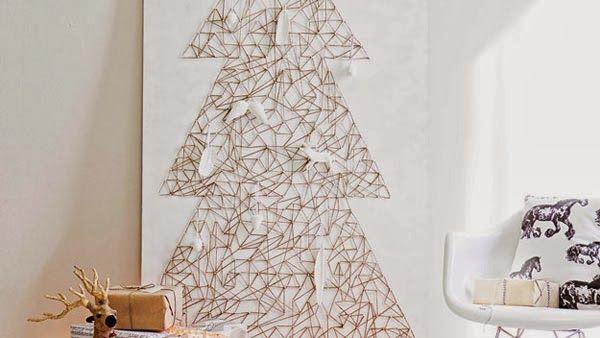 Ιδέες Χριστουγεννιάτικης διακόσμησης (part 2)