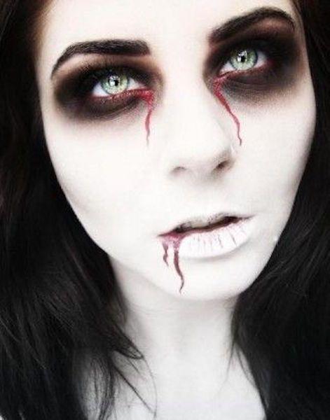 11 maquillages d'Halloween pour les yeux encore plus beaux que le costume complet! - Décorations - Trucs et Bricolages