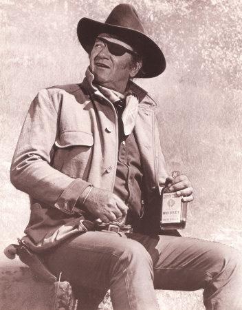John Wayne as Rooster