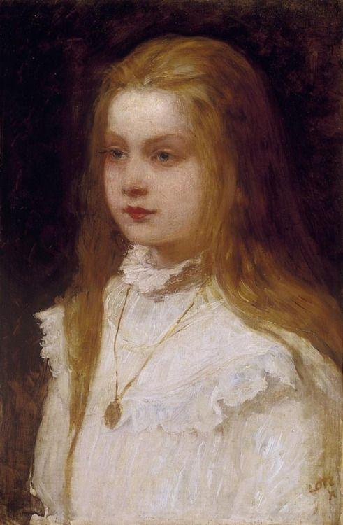 Daughter of the Artist - Karoly Lotz