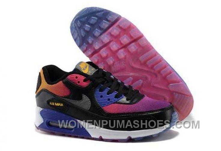 http://www.womenpumashoes.com/nike-air-max-90-womens-black-purple-blue-cheap-to-buy-bcy6t.html NIKE AIR MAX 90 WOMENS BLACK PURPLE BLUE CHEAP TO BUY BCY6T Only $74.00 , Free Shipping!