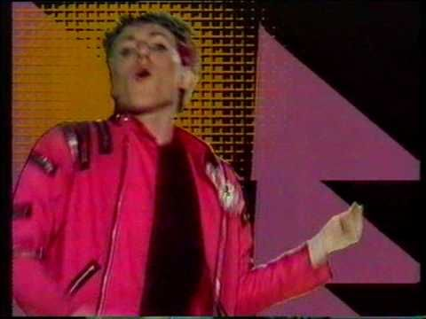Plastic Bertrand - Ca Plane Pour Moi (1978 promo-video on rage)