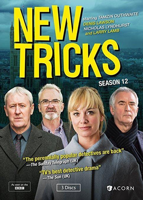 Tamzin Outhwaite & Larry Lamb & None-New Tricks, Season 12