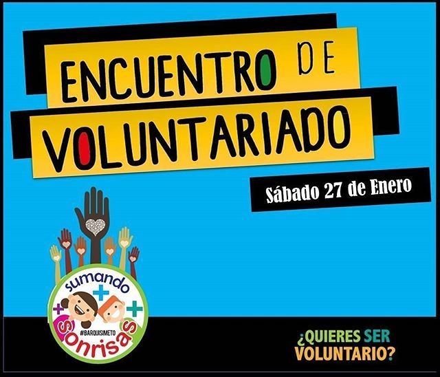Vía  @sumandosonrisasbqto -  Ya tenemos fecha para nuestro primer encuentro de nuevos voluntarios. Si deseas sumarte a esta bonita iniciativa aun estas a tiempo. . . Envianos tu direccion de correo electronico por mensaje directo. . . #sumandosonrisasbqto #bqto #sumandosonrisas #sonrisas #barquisimeto #voluntario #voluntariado #encuentro #unete #sumate #servicio @lomejordlagente @bqto0251 @tueventobqto @repostealoya @frandiely_dariana @barquisimetoguiaoficial - #regrann