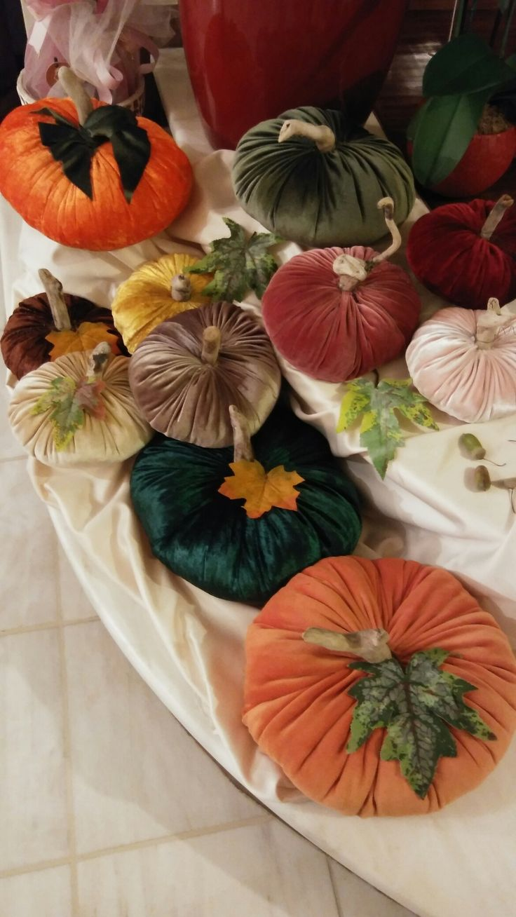 Here you can see the whole collection of my pumpkins!