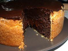 Belga csokitorta