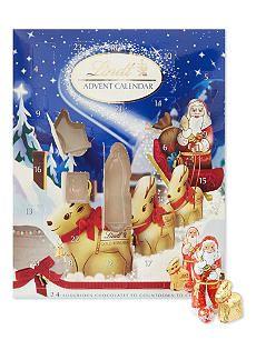 LINDT Chocolate advent calendar