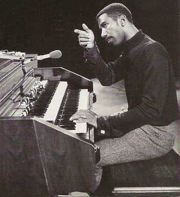 Jimmy Smith the late great (sadly missed)jazz organist