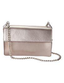 Kleine Handtasche aus echtem Leder für die Abendgarderobe