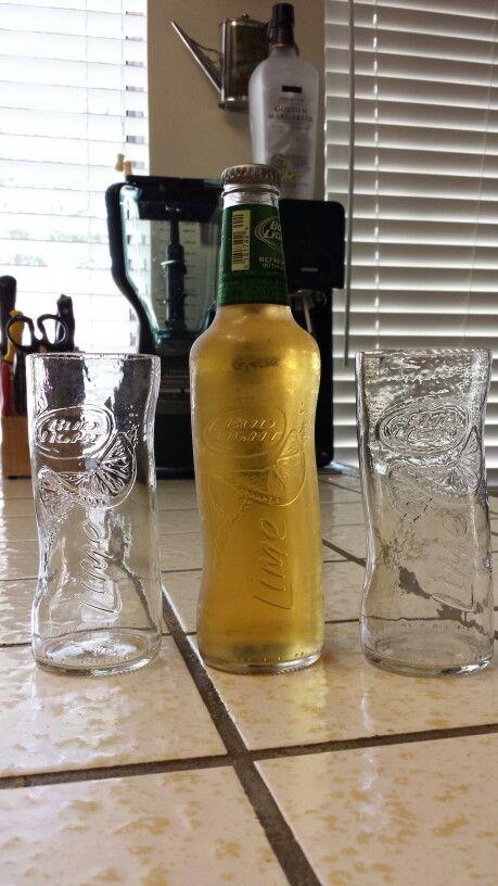 Two new Bud light lime glasses.
