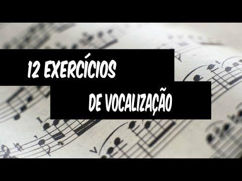 Exercícios de respiração, Vibração de língua - Aquecimento vocal completo - YouTube