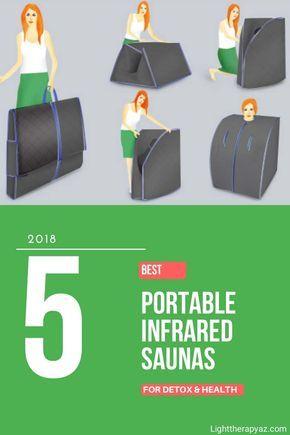 5 Best Portable Infrared Saunas
