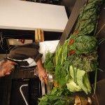 Arnaud Daguin en cuisine