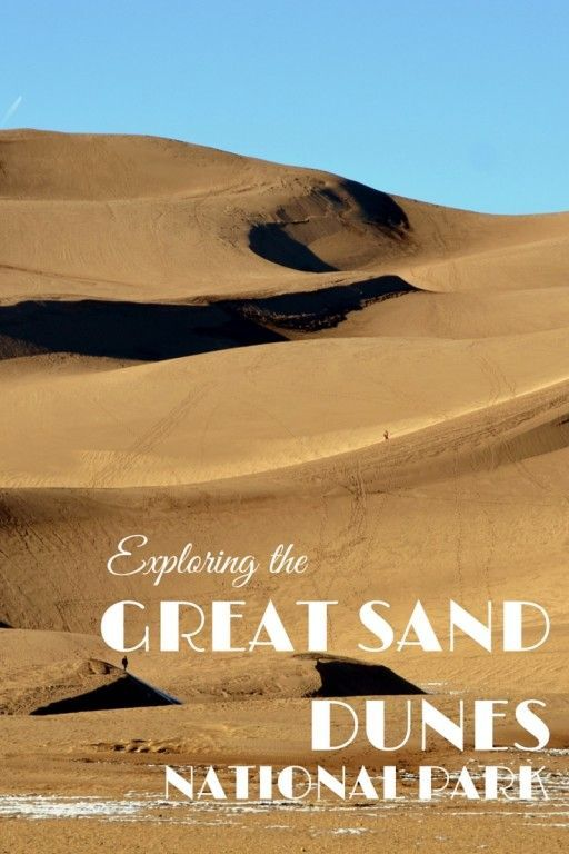 Things to do and tips to visiting the Great Sand Dunes National Park with Kids | Colorado with kids
