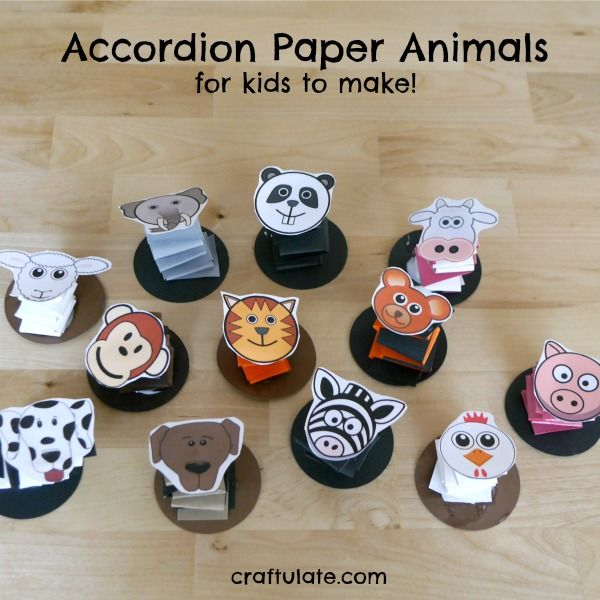 336 Best Animal Crafts And Activities For Kids Images On Pinterest