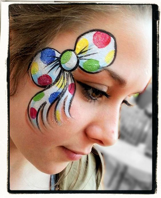 Idees gia ola: 60 FACE PAINTING IDEAS FOR KIDS Mais