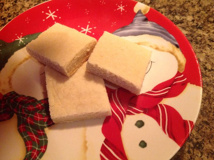 English Shortbread-