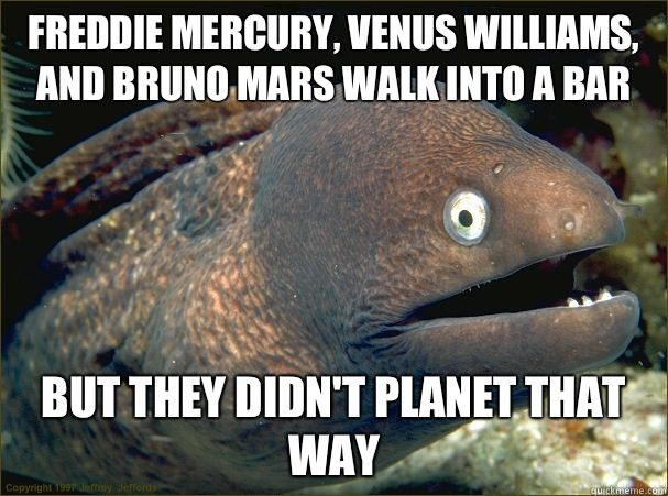 jokes about venus the planet - photo #7