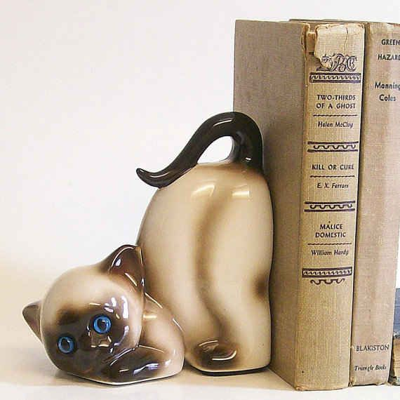 A gift for those who love books (almost as much as cats).