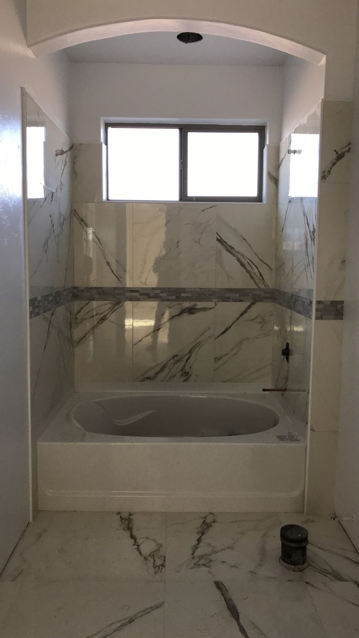 Beautiful custom bath/shower done in Douglas, Arizona.
