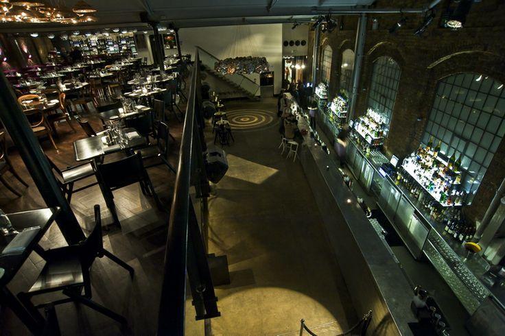 View from Mezzanine floor
