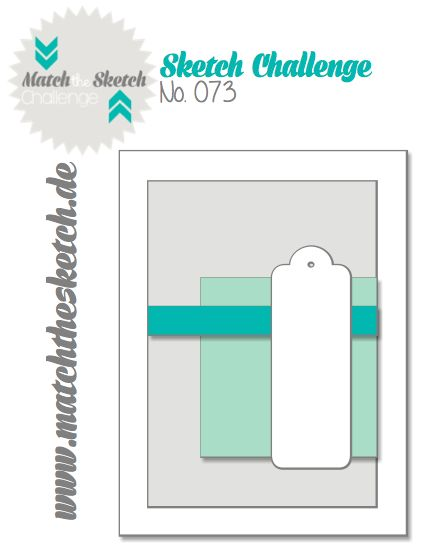 Match the Sketch - Challengeblog: MtS Sketch 073 - Give it a try